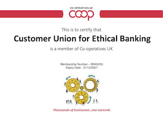 Co-operatives UK membership.